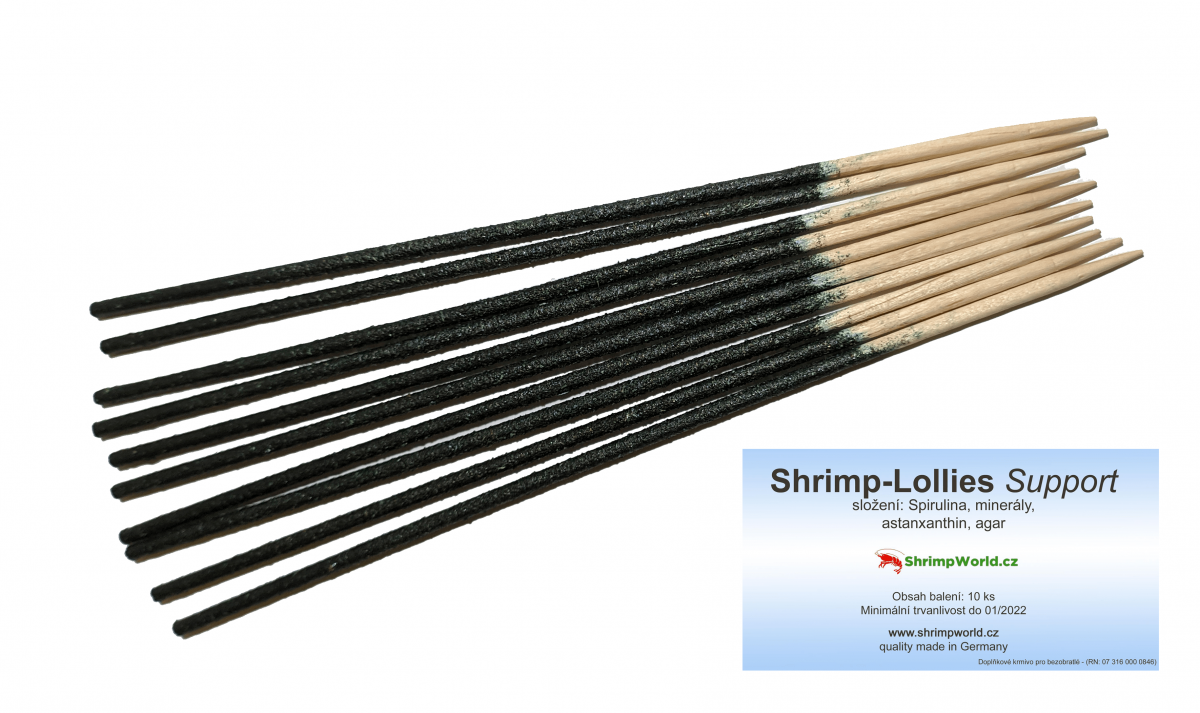 Shrimp Lollies Shrimpworld 10ks