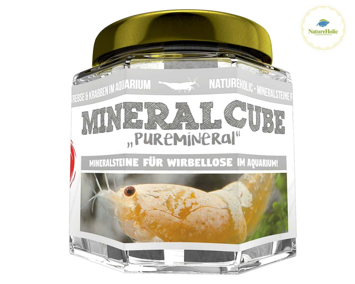 NatureHolic - MineralCube - Pure Mineral - 47ml