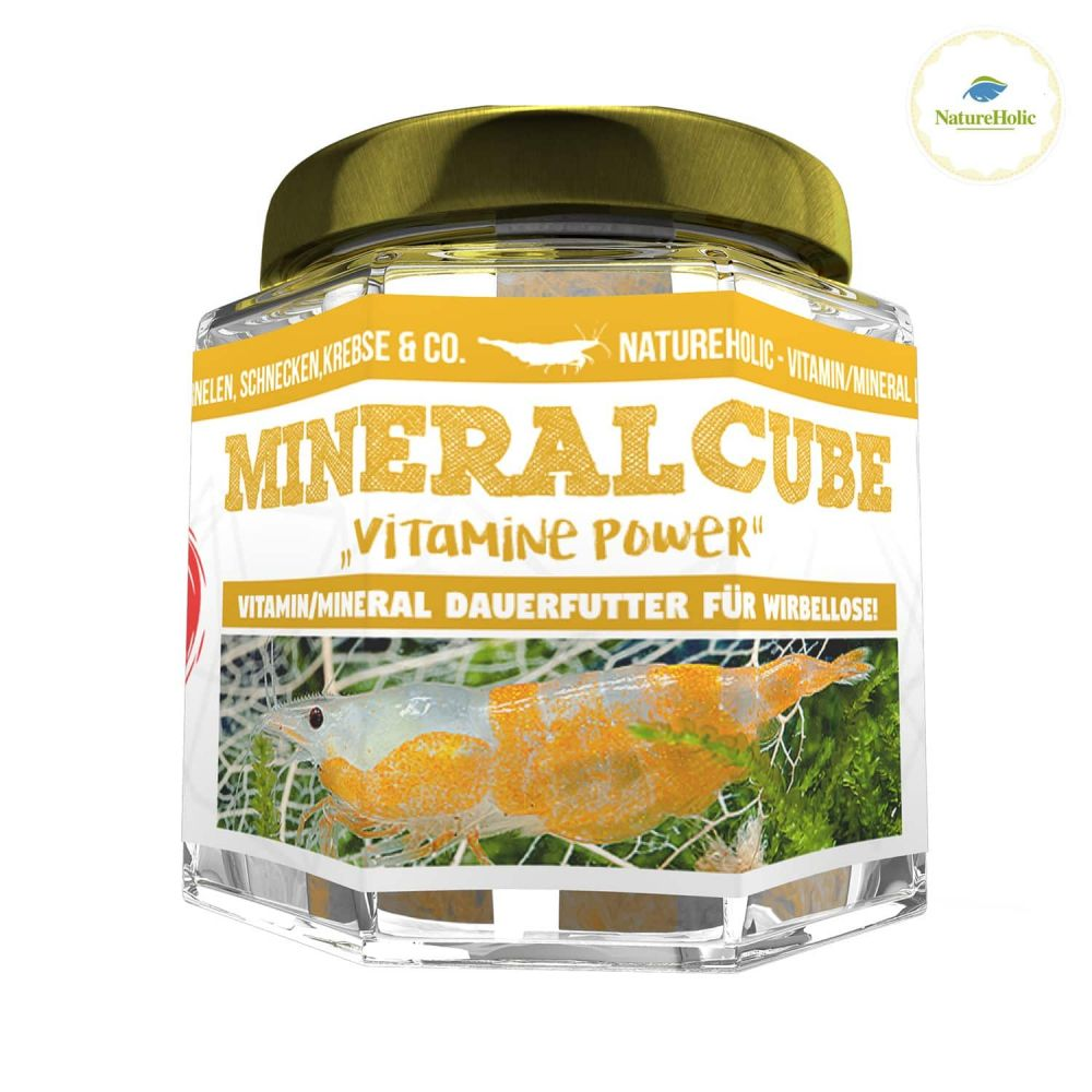 NatureHolic - MineralCube - Vitamine Power - 47ml